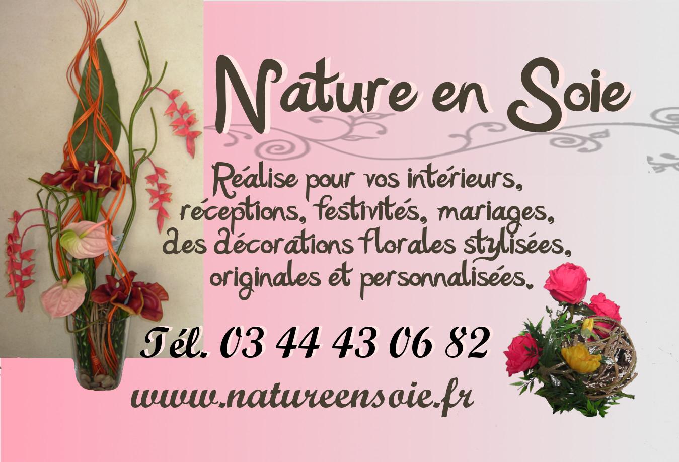 Nature en Soie - Décoration florale