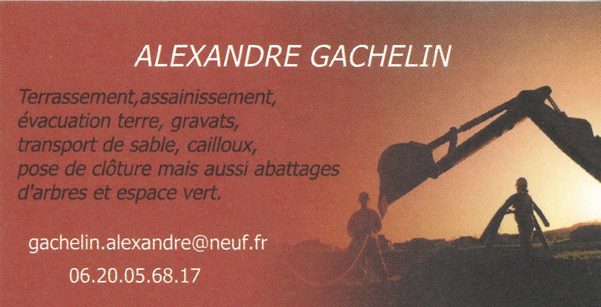 Alexandre gachelin