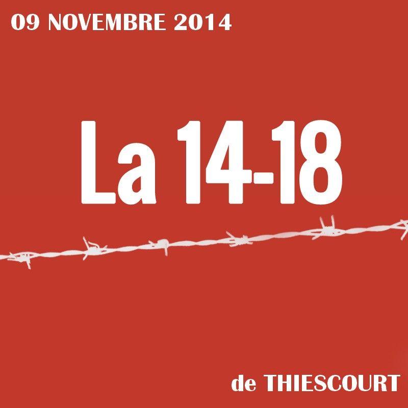 Logo de 'La 1418 de Thiescourt'