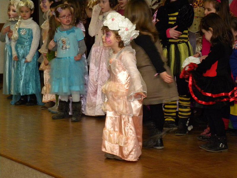 Et voici enfin la reine du Carnaval !