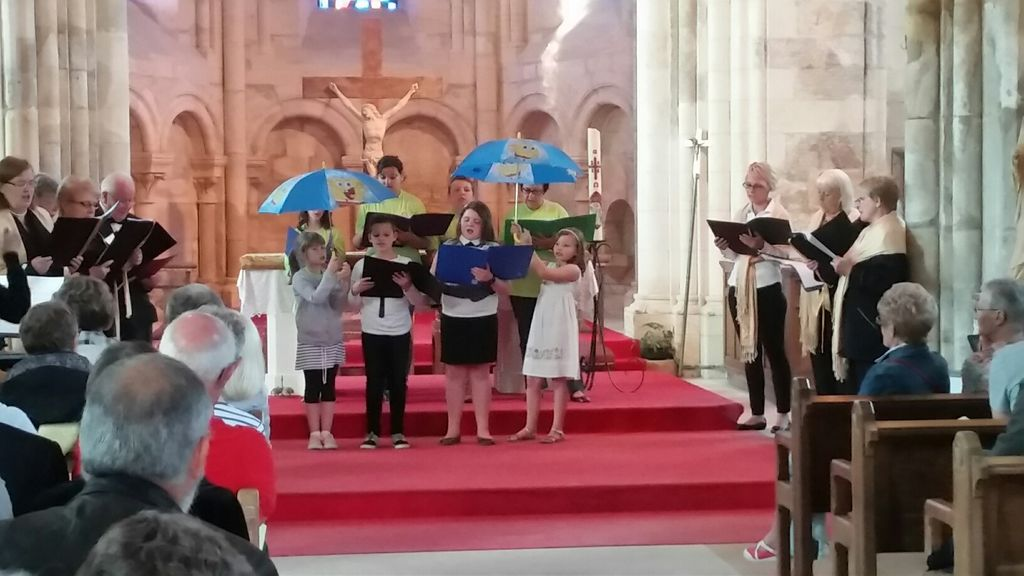 Notre chorale du Chant d'Images.